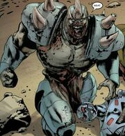 Aleksei Sytsevich (Earth-13264) from Age of Ultron vs. Marvel Zombies Vol 1 1