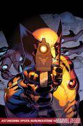 Astonishing Spider-Man & Wolverine Vol 1 2 Textless