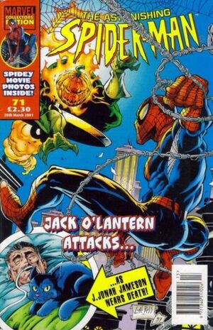 Astonishing Spider-Man Vol 1 71
