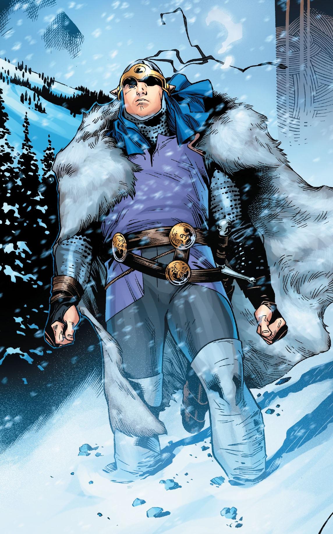 Balder Odinson (Earth-616) | Marvel Database | FANDOM ...