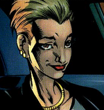 Brooke (Earth-1610) from Ultimate Spider-Man Vol 1 22 001