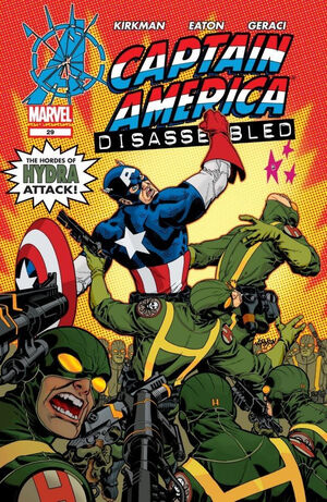 Captain America Vol 4 29