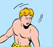 David Rand (Earth-616) from Marvel Comics Vol 1 1 0001