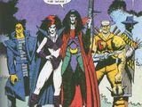 Evil Dead (Earth-5555)