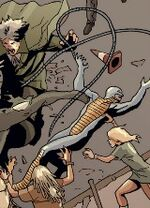 Frank Payne (Earth-11080) from Marvel Universe Vs. The Avengers Vol 1 1 001