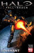 Halo Fall of Reach - Covenant Vol 1 2
