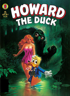 Howard the Duck Vol 2 7