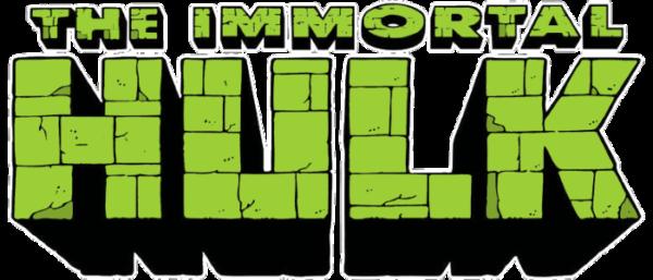 Immortal Hulk Logo