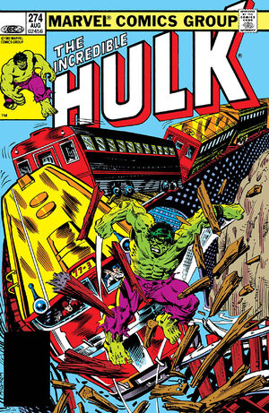 Incredible Hulk Vol 1 274