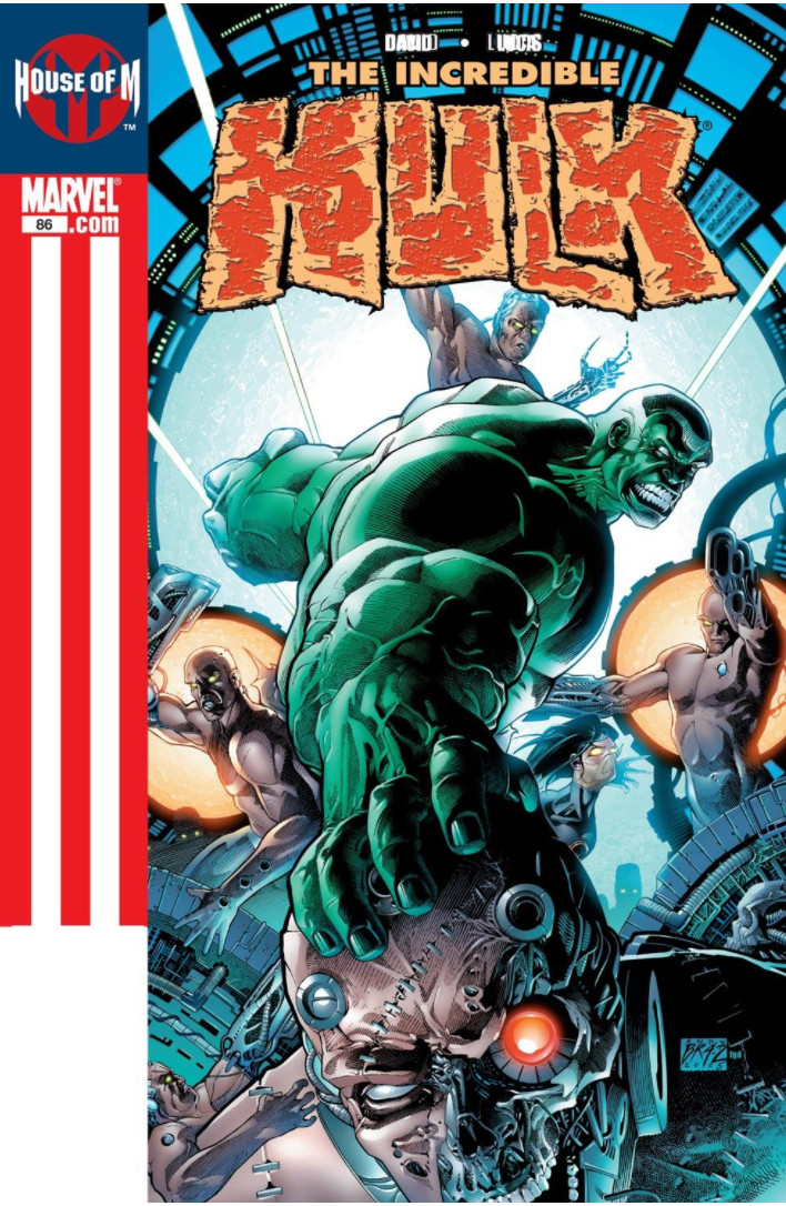 Incredible Hulk Vol 2 86