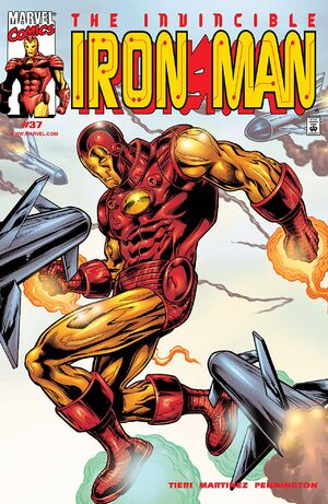 Iron Man Vol 3 37