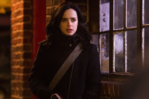 Jessica Jones (Earth-199999) from Marvel's Jessica Jones Season 1 1