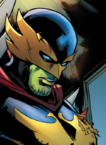Kyle Richmond (Skrull) (Earth-616) from Squadron Supreme Vol 4 8 001