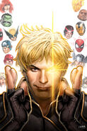 Longshot Saves the Marvel Universe Vol 1 1 Textless