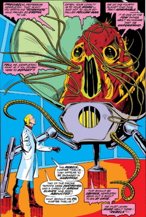 Martian Master from Amazing Adventures Vol 2 19
