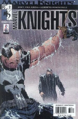Marvel Knights Vol 2 2