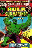 Marvel Super-Heroes Vol 1 40