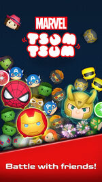 Marvel Tsum Tsum (video game)