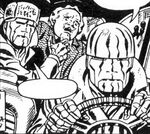 Mecho-Men (Earth-77013) from Spider-Man Newspaper Strips Vol 1 1978