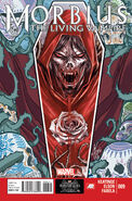 Morbius The Living Vampire Vol 2 9