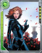 Natalia Romanova (Earth-616) from Marvel War of Heroes 023