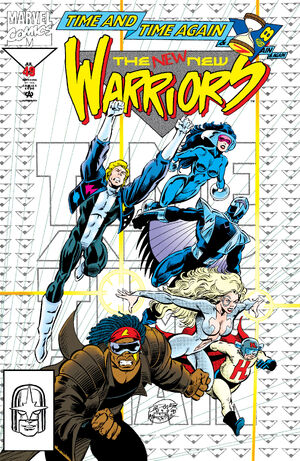 New Warriors Vol 1 49
