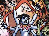 Nezha (Earth-616)