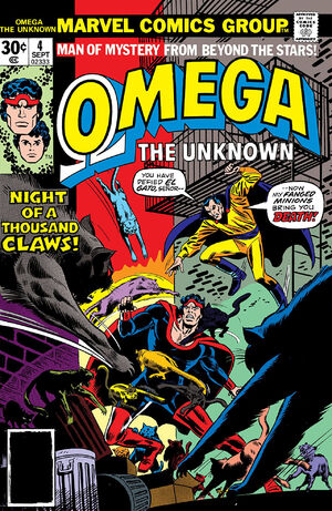 Omega the Unknown Vol 1 4