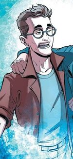 Peter Parker (Earth-44145) from Edge of Spider-Geddon Vol 1 4