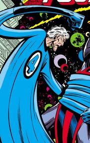 Reed Richards (Earth-616) aged from Fantastic Four Vol 1 213