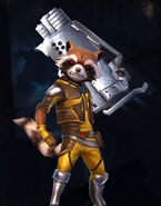 Rocket Raccoon (Earth-TRN012) from Marvel Future Fight 002