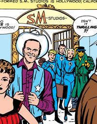 SM Studios from Fantastic Four Vol 1 9 001