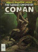 Savage Sword of Conan Vol 1 73