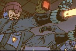 Sentinels (Earth-16111) from X-Treme X-Men Vol 2 5 0001