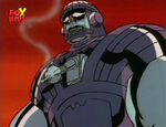 Sentry 459 (Earth-534834) from Fantastic Four (1994 animated series) Season 2 12 001