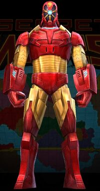 Sonny Frisco (Earth-TRN012) from Marvel Future Fight 001