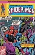 Spectaculaire Spiderman 29