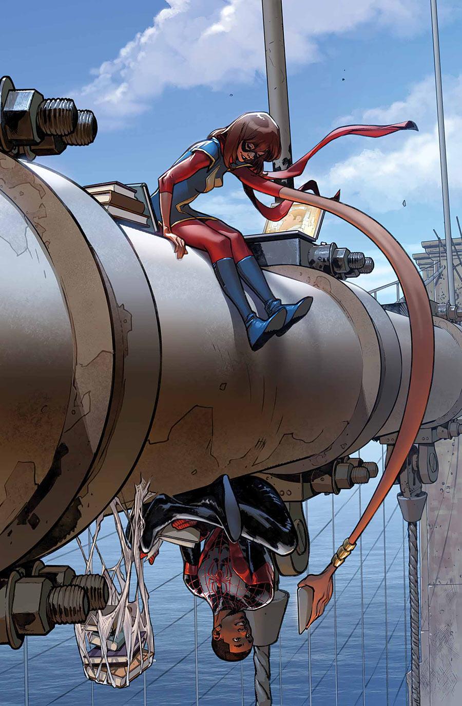 Spider-Man Vol 2 3 Textless.jpg