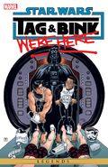 Star Wars Tag & Bink Were Here Vol 1 1