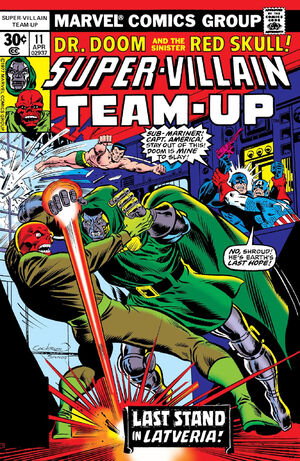 Super-Villain Team-Up Vol 1 11