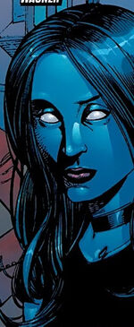 Talia Wagner (Earth-41001) from X-Men The End Vol 3 3 0001