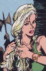 Tamera (Earth-616) from Conan the Adventurer Vol 1 1 001