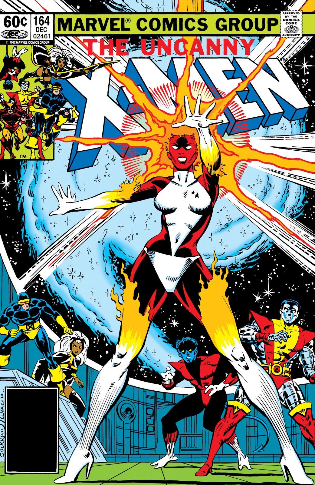 Uncanny X-Men Vol 1 164