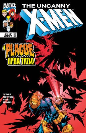 Uncanny X-Men Vol 1 357