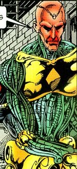 Vision (Earth-32659) from UltraForce Avengers Vol 1 1 001