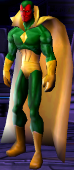 Vision (Earth-6109) from Marvel Ultimate Alliance 001