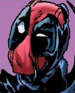 Wade Wilson (Earth-23203) from Venom The End Vol 1 1