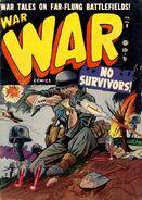 War Comics Vol 1 8