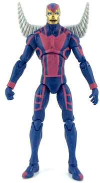 Warren Worthington III (Earth-616) from Marvel Universe (Toys) Series 2 Wave VIII 0002