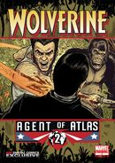 Wolverine Agent of Atlas Vol 1 2